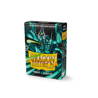 Imagen de Dragon Shield - Mint 'Arado'