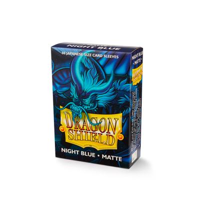 Imagen de Dragon Shield - Night Blue 'Delphion'