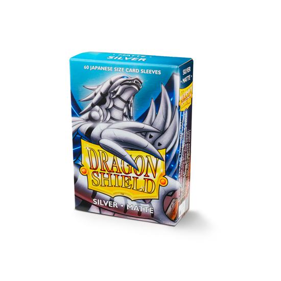 Imagen de Dragon Shield - Silver 'Stegazill'