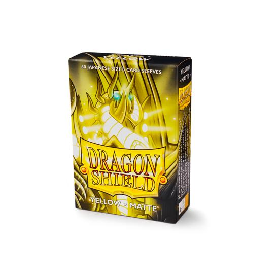 Imagen de Dragon Shield - Yellow 'SheSha'