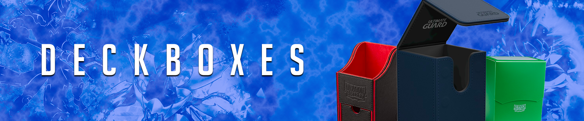 Imagen para la categoría Deckboxes